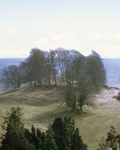 Castle Hill, an Iron Age hill fort